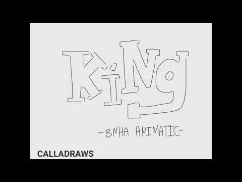 bnha animatic|villain deku| King