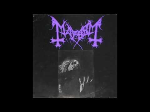 Mayhem - Live in Leipzig [Live Album 1993]