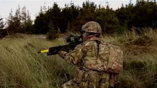 Hæren og Royal Marines træner sammen