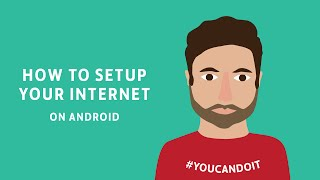 How to set up Internet on your Virgin Mobile Android device