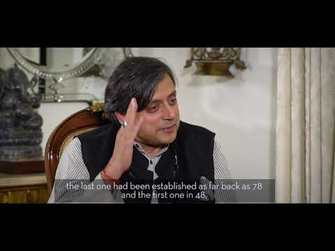 A walk down memory lane with Dr. Shashi Tharoor Mp3