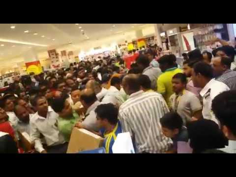 Everything Free for 30 Mins Lulu Mall Abu Dhabi