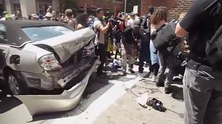 Krawalle in Virginia: Aufnahmen zeigen dramatische Szenen in Charlottesville