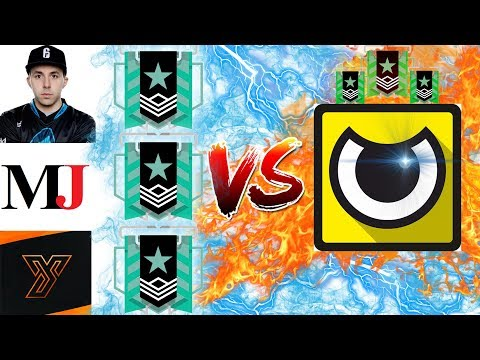 HACKERS VS YOUTUBERS in Rainbow Six Siege