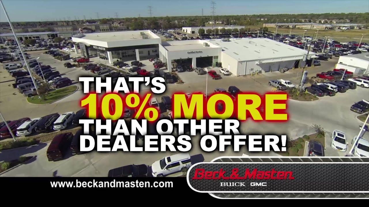 30  OFF MSRP  Beck and Masten Buick GMC 2014 Final Days    YouTube 30  OFF MSRP  Beck and Masten Buick GMC 2014 Final Days