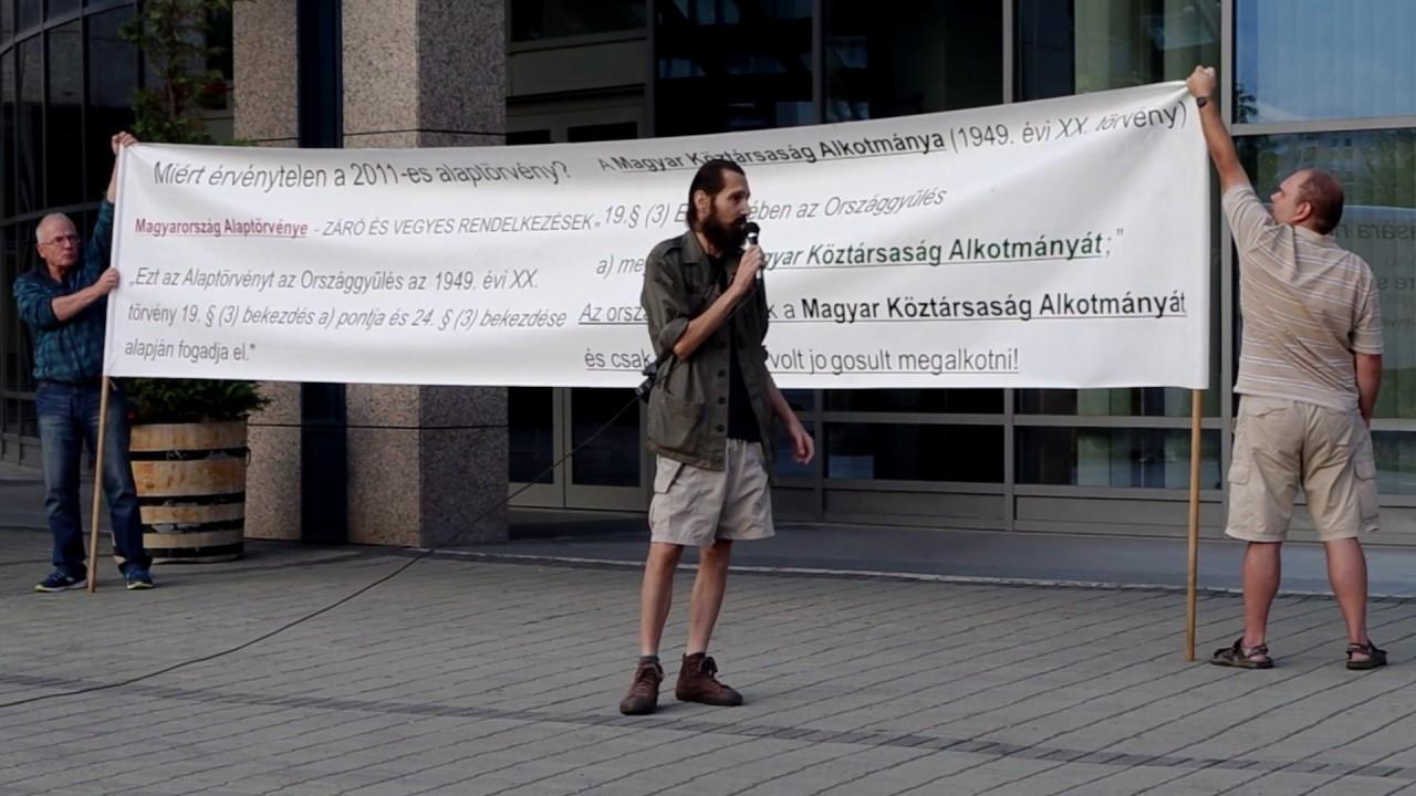 """Képtalálat a következőre: """"""""Magyarország"""" nevű jogellenesen létrehozott entitás NEM a magyar állam"""""""