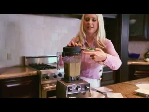 Raw Food Recipes: Cream Of Zucchini Soup