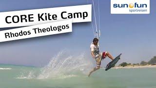 Rhodos Theologos - CORE Kite-Camp | sun+fun Sportreisen