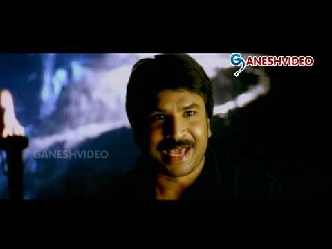 Rathri Movie Parts 3/10 - Sayaji Shinde, Preeti Mehra, Srinivas Reddy - Ganesh Videos