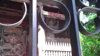 徳川家継の廟墓 重要文化財 場所 東京都港区芝公園周辺にある、プリンス...