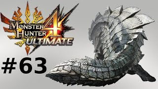 Monster Hunter 4 Ultimate Multiplayer -- Part 63: Tyrant of Ice - Ukanlos