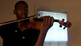 Successful - Drake Ft. Trey Songz (Violin by Eric Stanley)