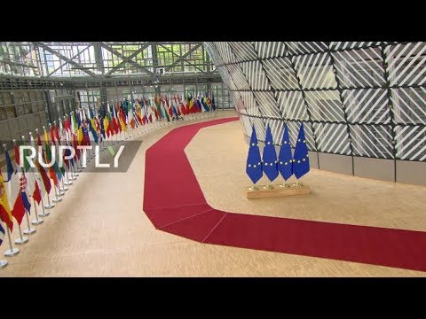 LIVE: European Council holds special meeting in Brussels on EU nominations: arrivals