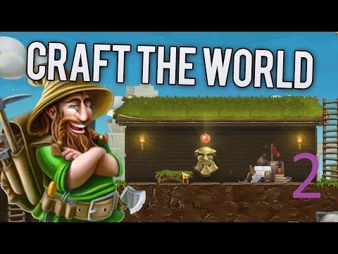Craft the world. Сетевая игра. Удачная попытка