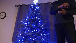 Twinkly Smart LED Christmas Tree Lights Review