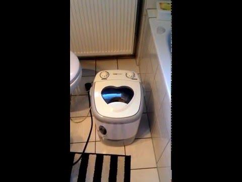 Clatronic Camping-Waschmaschine MWA 3101 washing machine