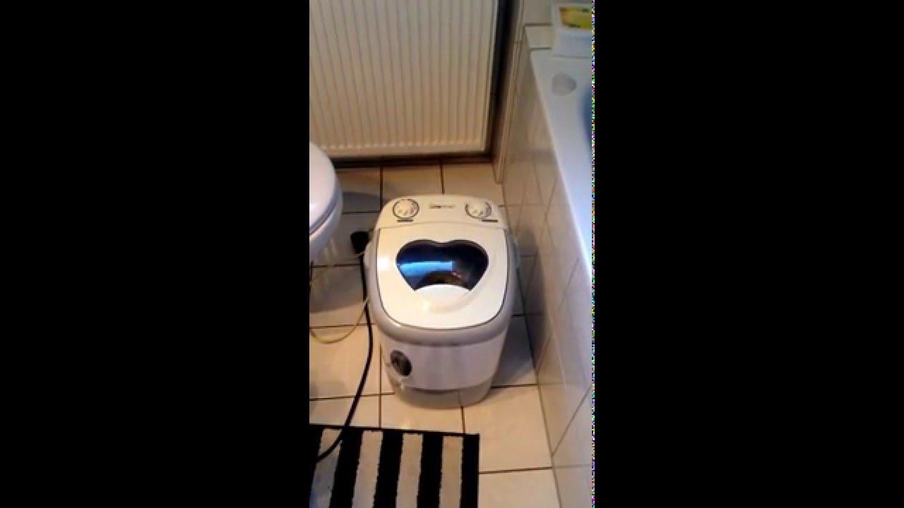 clatronic camping waschmaschine mwa 3101 washing machine youtube. Black Bedroom Furniture Sets. Home Design Ideas