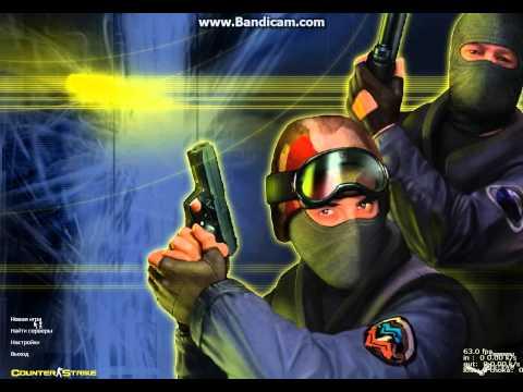 Counter Strike 1.6 Карта для тренировки АИМА