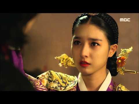 [Scholar Who Walks The Night] 밤을 걷는 선비 15회 - Kim So-eun lies 20150826