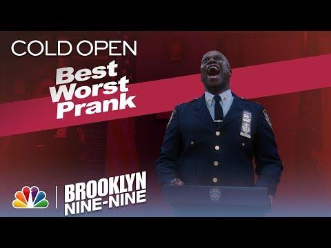 Cold Open: Jake Pranks Holt - Brooklyn Nine-Nine (Episode Highlight)