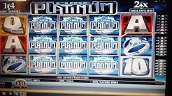 Massive Win on Pure Platinum @ Spin Palace Online Slots