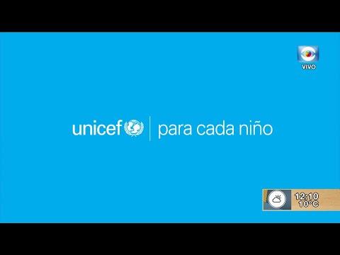 Trabajo de UNICEF con los recién nacidos