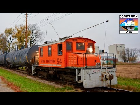 Thumbnail: ELECTRIC Freight Train! IOWA Traction