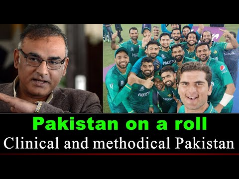 Pakistan on a roll ...Clinical and methodical Pakistan!!!