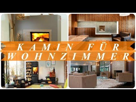 Ideen für modern wohnzimmer mit kamin