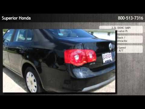 2006 Volkswagen Jetta Value Edition Automatic Sedan - Harvey