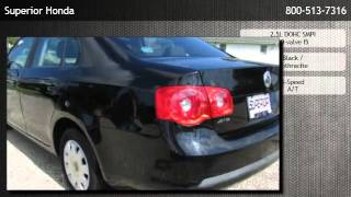 2006 Volkswagen Jetta Value Edition Automatic Sedan  - Harvey