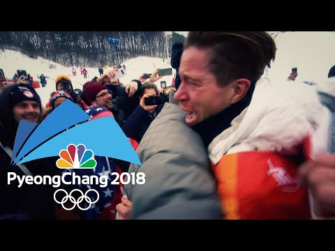 Four years and three runs later, Shaun White gets redemption