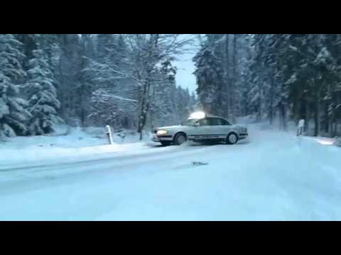 Audi 100 C4 Quattro Drift 1