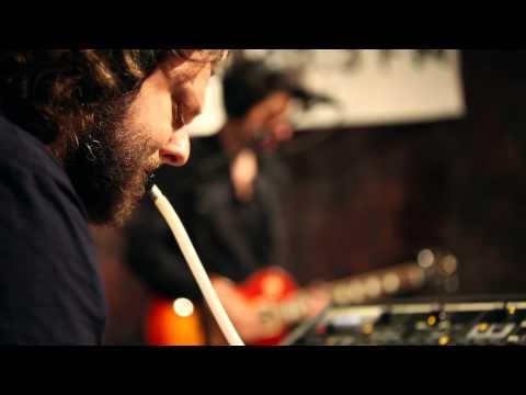 Federico Aubele - Kreuzberg (Live on KEXP)
