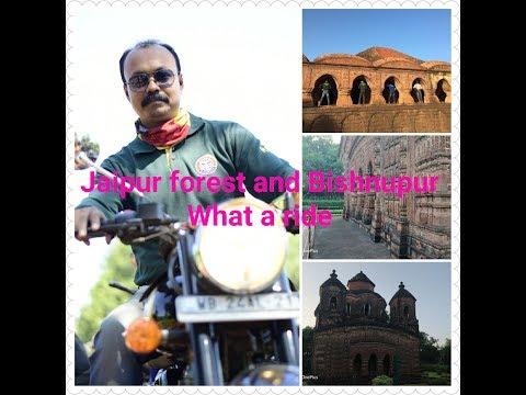 Jaipur forest and Bishnupur | Bankura | One day ride