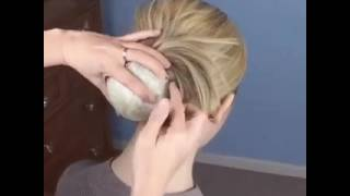 Видео урок для будущих парикмахеров 2