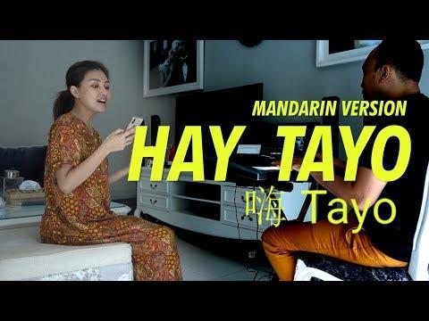 The Onsu Bernyanyi -- Sarwendah - Hay Tayo (Cover)