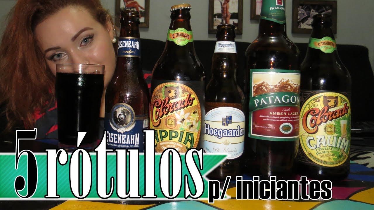 Artesanato Com Eva Para Vender ~ Cerveja Artesanal 5 rótulos para iniciantes YouTube