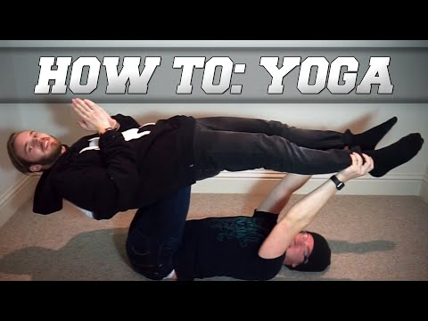 Thumbnail: HOW TO BE A YOGA MASTER!