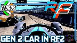 AB HEUTE ERHÄLTLICH: Formula E 2019 Gen2 Car in rFactor 2 (+Tempelhof Ankündigung!) | KrazyKennez