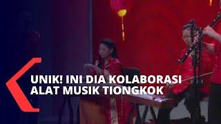 Unik! Grup Musik Miladomus Ensamble Ini Gunakan Alat-Alat Musik Tiongkok