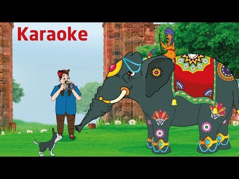 Wheels On The Bus | New Delhi - India | Nursery Rhymes | Popular Karaoke Songs from JollyBabyClub