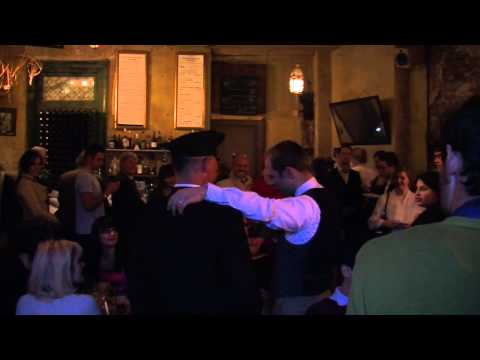 The Great Gatsby @ Wilton's Music Hall (Original trailer) Spring 2012 London