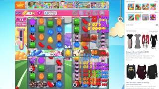 candy crush saga level 1440 walkthrough