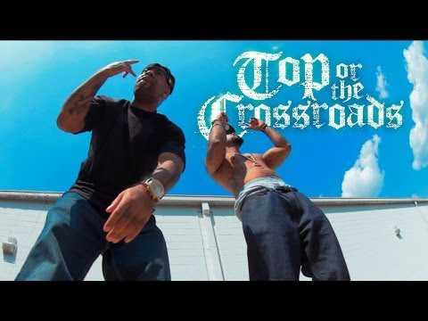 Young Noble (of 2PAC Outlawz) & Gritty Boi - Top or the Crossroads [Label Submitted]