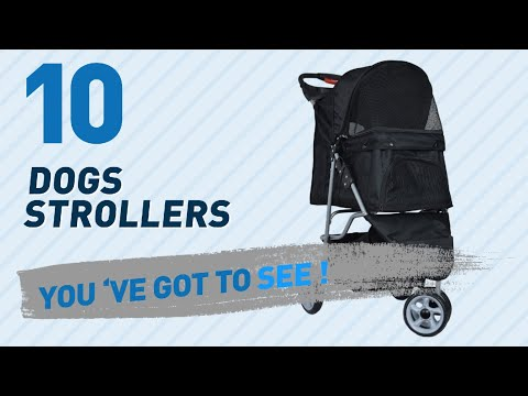 Top 10 Dogs Strollers Products // Pets Lover Channel