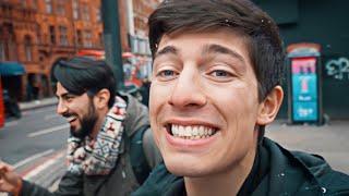 A LONDRA con la NEVE! Studiare a Londra Marcello Ascani