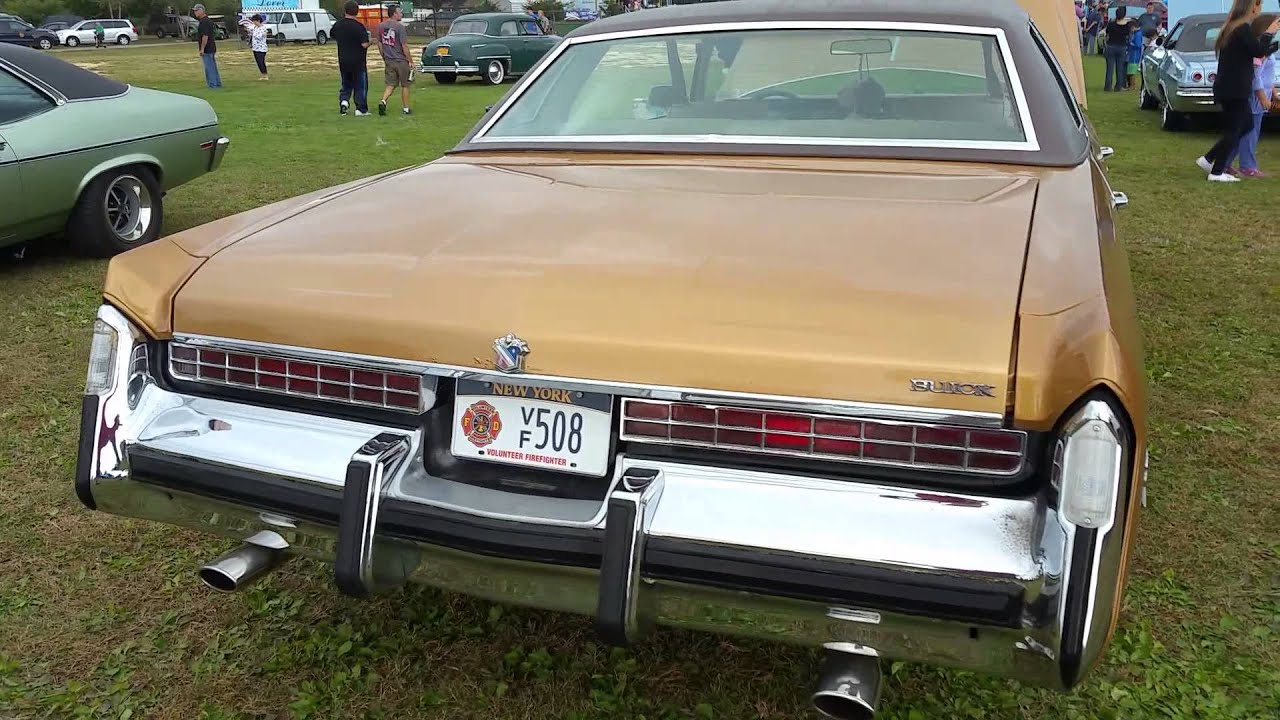 1975 Buick Electra 225 - YouTube