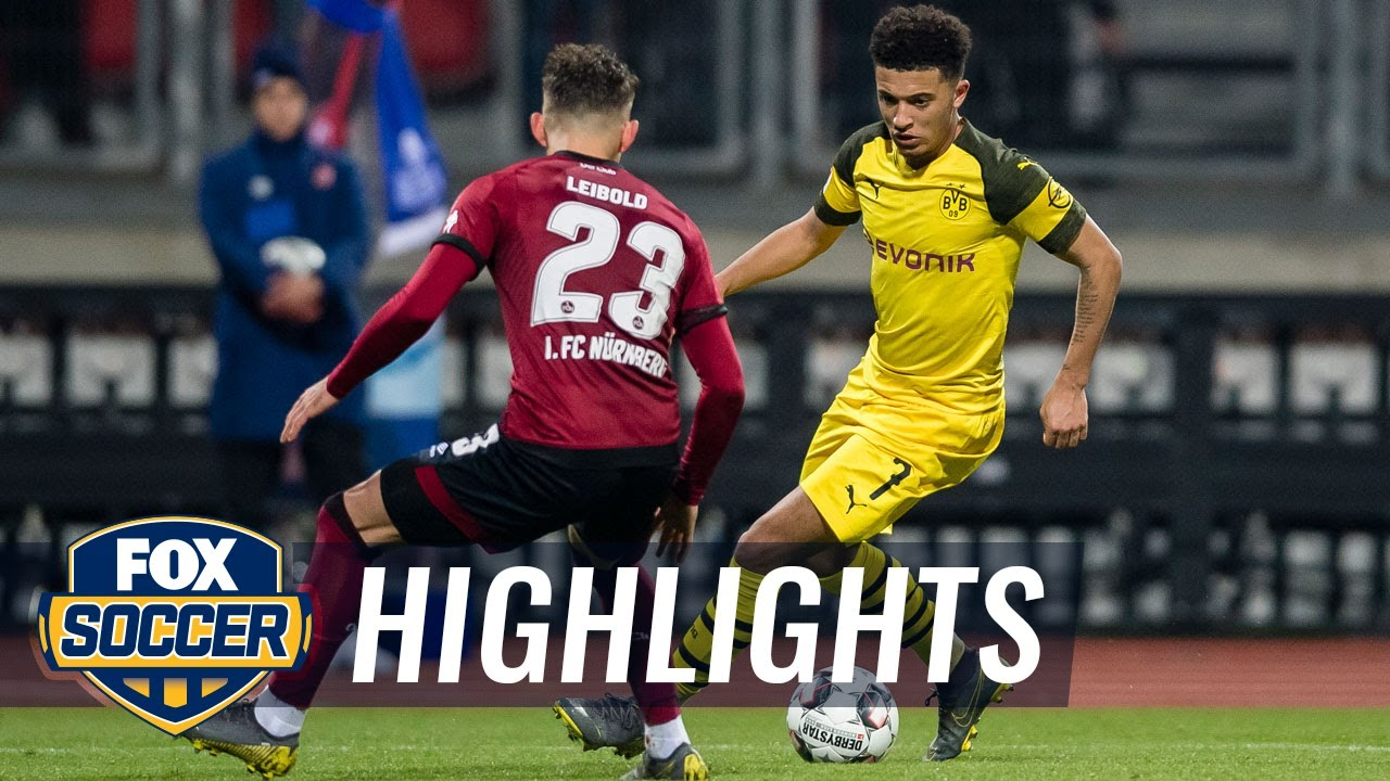 Bvb Nürnberg Highlights