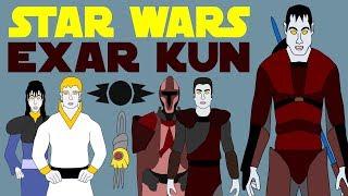 Star Wars Legends: Exar Kun (Complete)